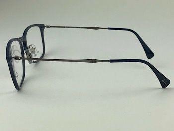 Ray Ban Optical  RX8953 - Preto - 8027 - 56/17 - Armação para grau