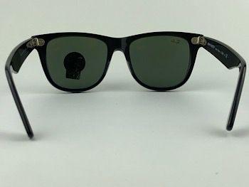Ray Ban - RB2140 - Preto - 901 - 54/18 - Óculos de sol