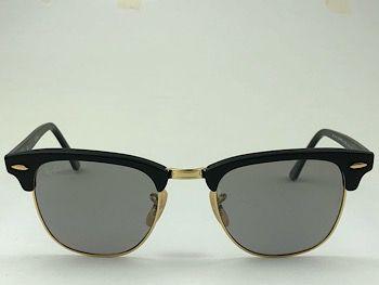 Ray Ban  RB3016 - Preto - 901S/P2 - 49/21 - Óculos de sol