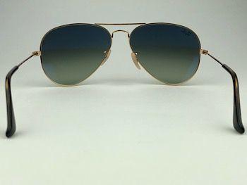 Ray Ban  RB3025 - Dourado - 181/71 - 58/14 - Óculos de sol