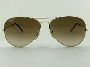 Ray Ban - RB3025L - Dourado - L0205 - 58/14 - Óculos de sol