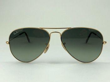 Ray Ban  RB3029 - Dourado - 181- 62/14 - Óculos de sol
