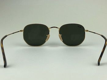 Ray Ban  RB3548-NL - Dourado - 001/30 - 51/21 - Óculos de sol