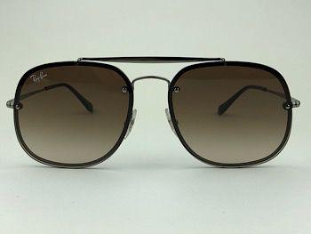 Ray Ban  RB3583-N - Marrom - 004/13 - 58/16 - Óculos de sol