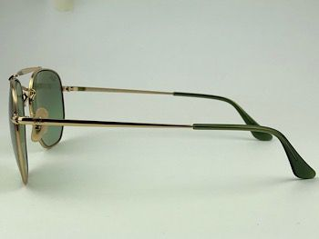 Ray Ban  RB3648 - Dourado - 9103/4M- 54/21 - Óculos de sol