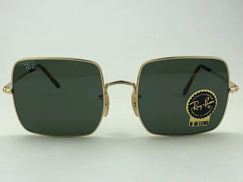 Ray Ban - RB 1971 - Dourado - 9147/31 - 54/19 - Óculos de Sol