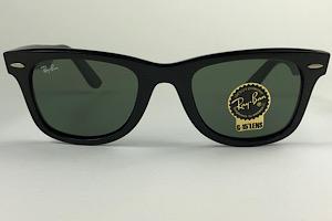 Ray Ban - RB 2140 - Preto - 901 - 50/22 - Óculos de Sol