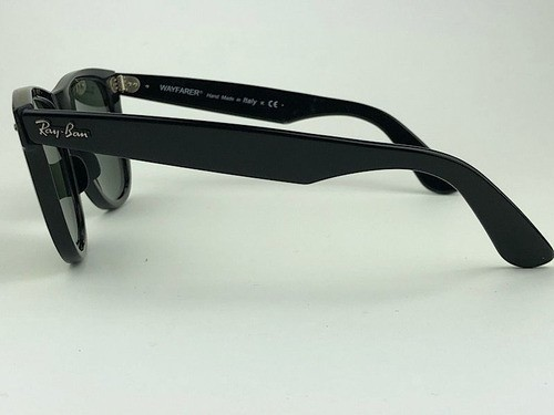 Ray Ban - RB 2140 - Preto - 901 - 54/18 - Óculos de Sol