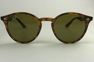 Ray Ban - RB 2180 - Havana - 710/73 - 49/21 - Óculos de Sol