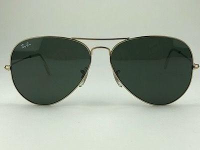 Ray Ban - RB 3026L - Dourado - L2846 - 62/14 - Óculos de Sol