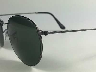 Ray Ban - RB 3447L - Grafite - 029 - 53/21 - Óculos de Sol