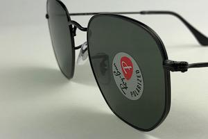 Ray Ban - RB 3548NL - Preto - 002/58 - 54/21 - Óculos de Sol