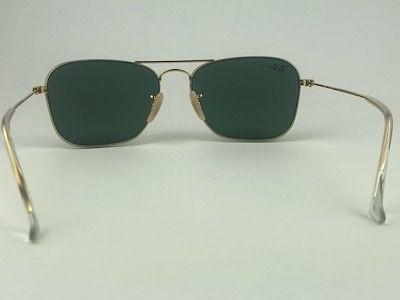 Ray Ban - RB 3603 - Dourado - 3001/71 - 56/14 - Óculos de Sol