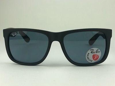 Ray Ban - RB 4165L - Preto - 622/2V - 55/16 - Óculos de Sol