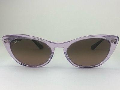 Ray Ban - RB 4314-N - Lilás - 1284/43 - 54/18 - Óculos de Sol
