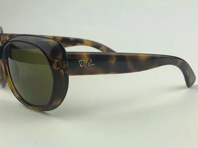 Ray Ban - RB 4325L - Havana - 710/73 - 59/18 - Óculos de Sol