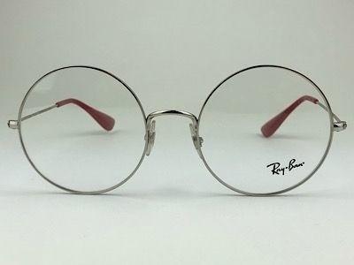 Ray Ban - RB 6392 - Prata - 2501 - 53/20 - Armação para Grau