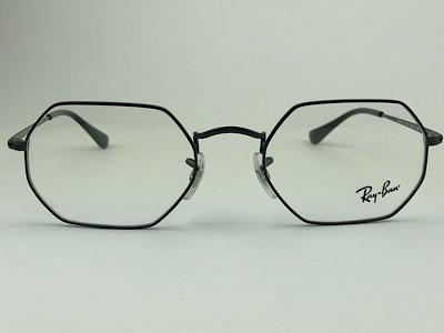 Ray Ban - RB 6456 - Preto - 2509 - 53/21 - Armação para Grau