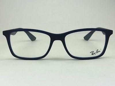 Ray Ban - RB 7047L - Azul -  5450 - 56/17 - Armação para Grau