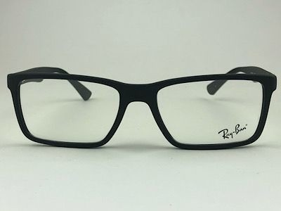 Ray Ban - RB 7096L - Preto - 5196 - 54/17 - Armação para Grau