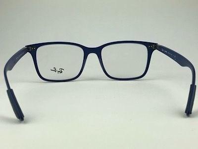 Ray Ban - RB 7144 - Azul - 5207 - 53/18 - Armação para Grau