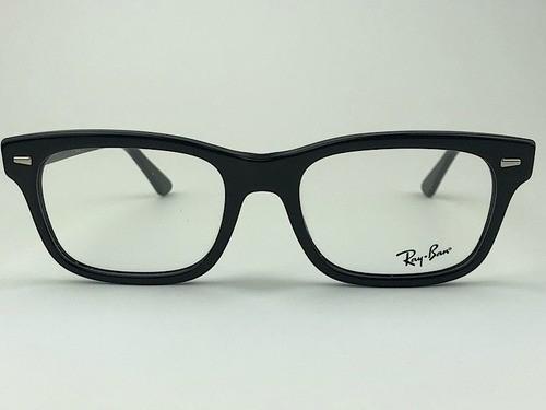 Ray Ban - RX 5383 - Preto - 2000 - 54/19 - Armação para Grau