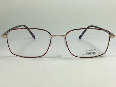Silhouette - SPX 3504 30 - Cobre - 6051 - 56/18 - Armação para Grau
