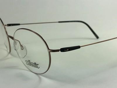 Silhouette - SPX 5524 75 - Bronze - 6340 - 50/20 - Armação para Grau