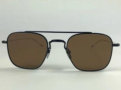 Thom Browne - TB TBS907 - Azul - 03-NVY - 50/22 - Óculos de Sol