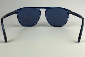 Tom Ford - FT835 - Azul - 92V - 58/15 - Óculos de Sol