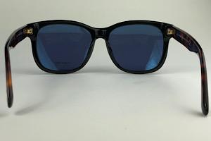 Tom Ford - FT 395 - Preto - 01V - 57/17 - Óculos de Sol