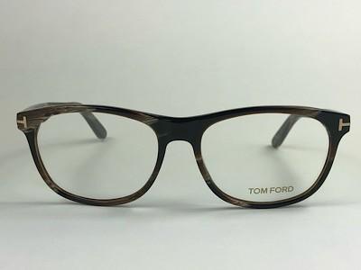 Tom Ford - FT 5431 - Castanho - 062 - 55/16 - Armação para Grau