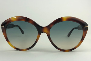 Tom Ford - FT 763 - Havana - 53P - 56/18 - Óculos de Sol