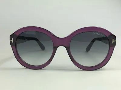Tom Ford - TF 611 - Roxo - 69B - 53/20 - Óculos de Sol
