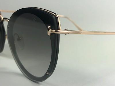 Tom Ford - TF 683 - Preto - 01B - 63/14 - Óculos de Sol