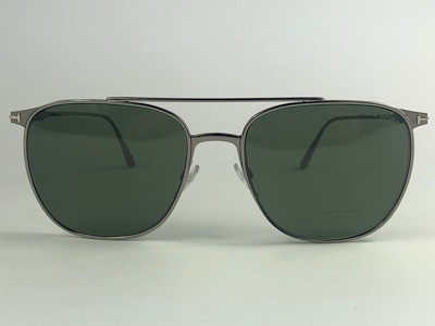 Tom Ford - TF 692 - Grafite - 12N - 58/18 - Óculos de Sol