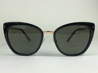Tom Ford - TF 717 - Preto - 01A - 57/20 - Óculos de Sol