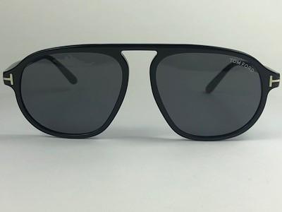 Tom Ford - TF 755 - Preto - 01A - 57/16 - Óculos de Sol