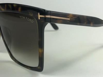 Tom Ford - TF 764 - Havana - 52K - 58/16 - Óculos de Sol