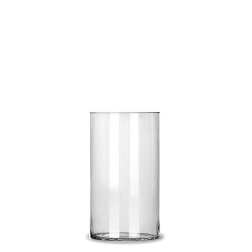 Vaso Tubo Copo Cilindro De Vidro 17x30cm Decoração Casamento