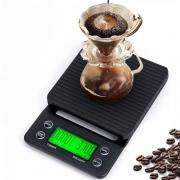 Balança De Precisão Para Café Elétrica Com Temporizador