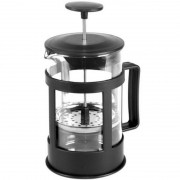 Cafeteira Para Café Chá Francesa Plastico e Vidro 600 ml