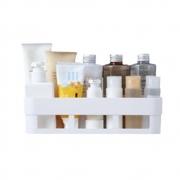 Suporte Adesivo Porta Shampoo Organizador Para Banheiro