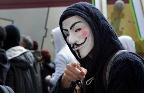 Máscara Anonymous V De Vingança Vendetta Guy Fawkes