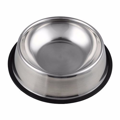 Kit 3 Comedouros Bebedouro Inox Cães E Gato 700ml, 500ml E 300ml