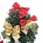 Cartela Com 24 Laços Enfeite Para Árvore de Natal