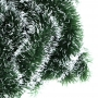 Kit 2 Festão Nevado 2 Metros 5 cm Enfeite Arvore Natal