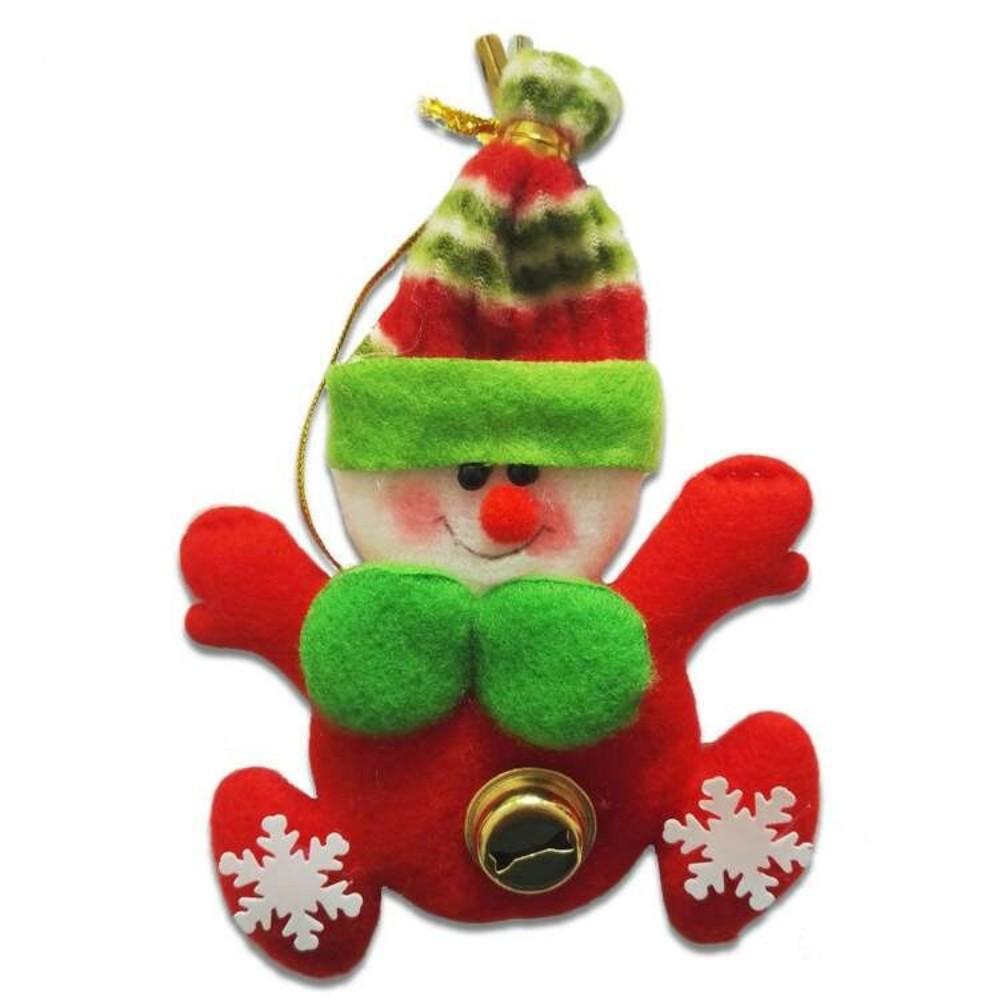 Boneco Decorativo Enfeite Decoração De Natal Árvore