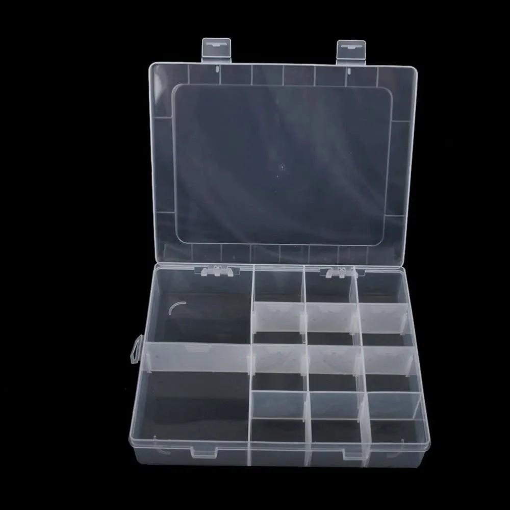 Caixa Organizadora Multiuso Com 14 Divisórias Moduláveis