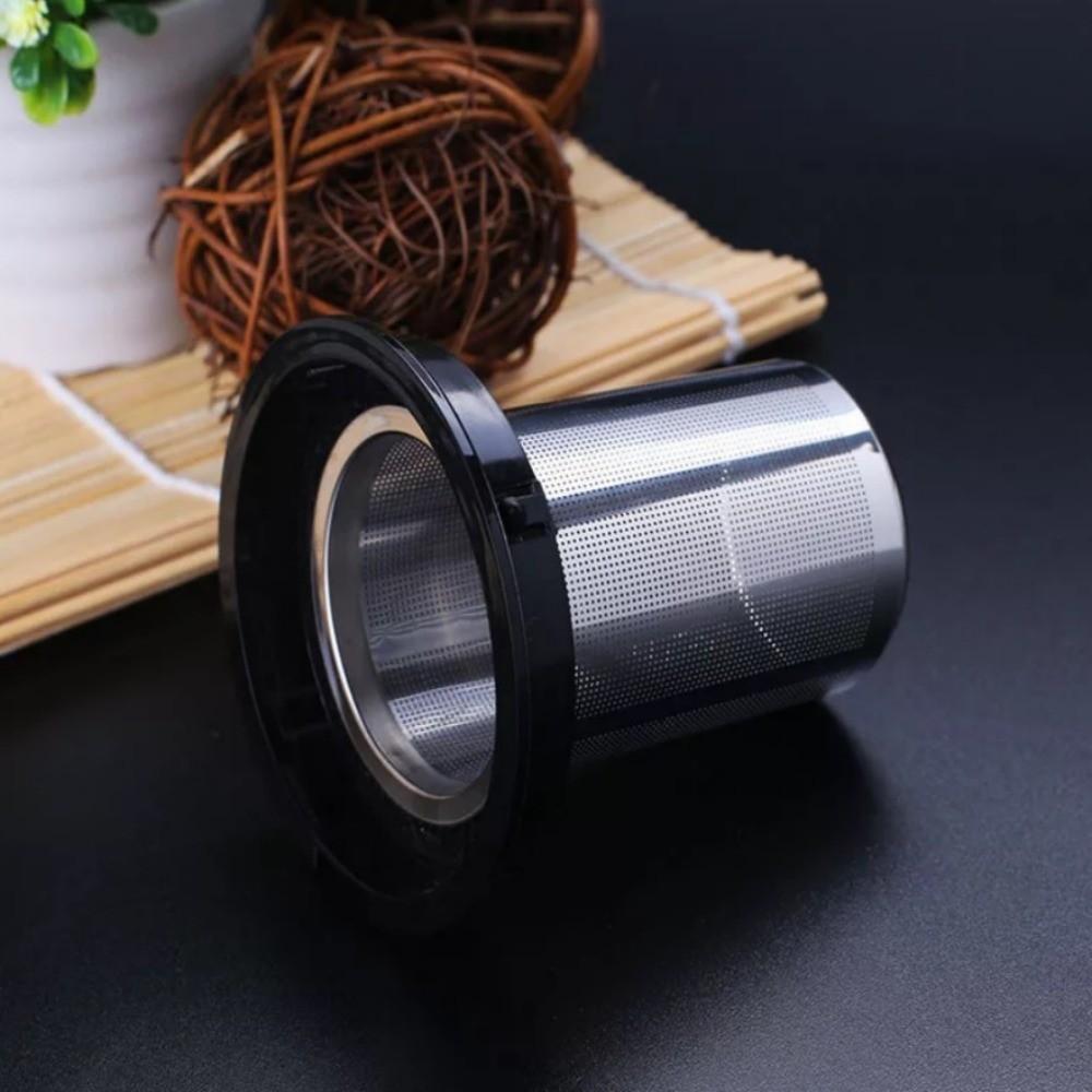 Chaleira de Vidro 1000ML com Infusor Inox Para Chá